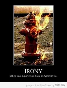 fireirony
