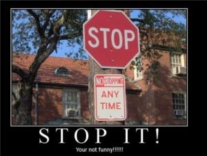 Stopirony