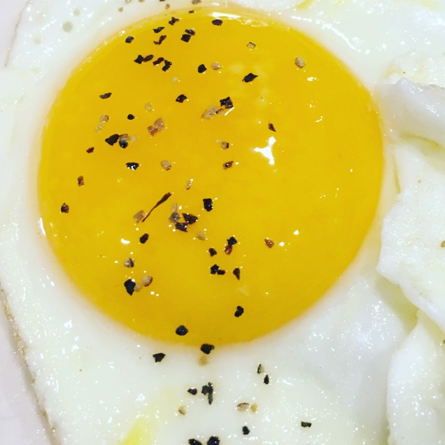 Beautiful Yolk!